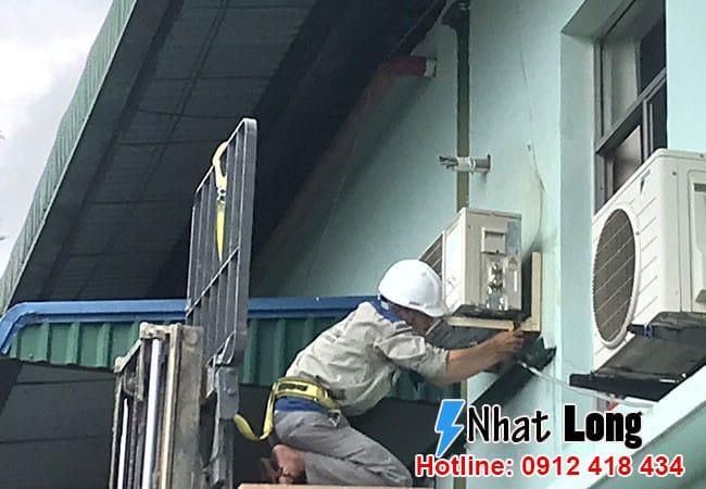 Dịch vụ vệ sinh máy lạnh uy tín TPHCM-Nhất Long
