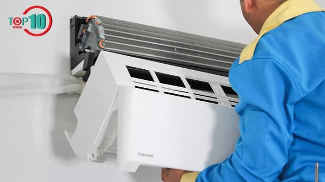 Dịch vụ vệ sinh máy lạnh uy tín TPHCM