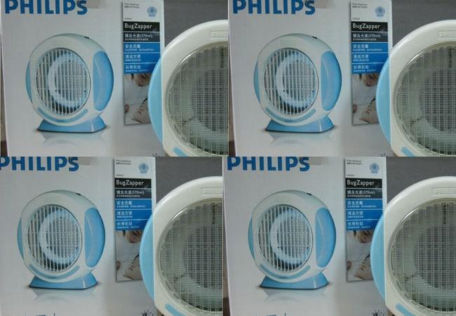 Máy diệt côn trùng tốt nhất hiện nay-Philips