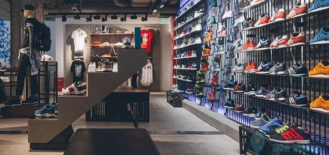 Shop giày Adidas chính hãng TPHCM-Parkson quận 2