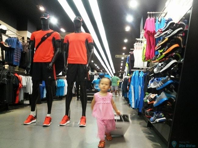 Shop giày Adidas chính hãng TPHCM-Lottle Mart