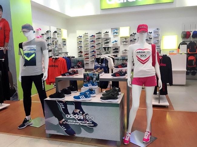 Shop giày Adidas chính hãng TPHCM-NEO Nguyễn Trãi quận 5
