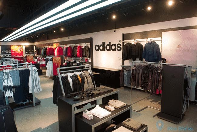 Shop giày Adidas chính hãng TPHCM-Parkson-Flemington-Quận 11