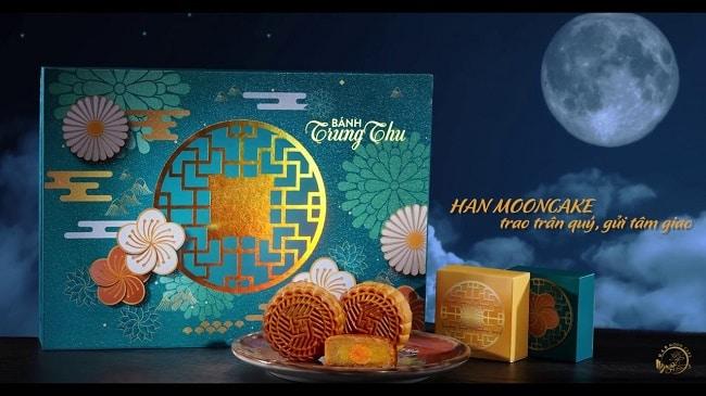 Thương hiệu bánh trung thu ngon nhất-HAN Mooncake