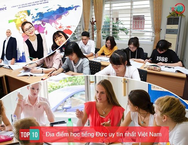 địa chỉ học tiếng đức uy tín nhất Việt Nam AMEC