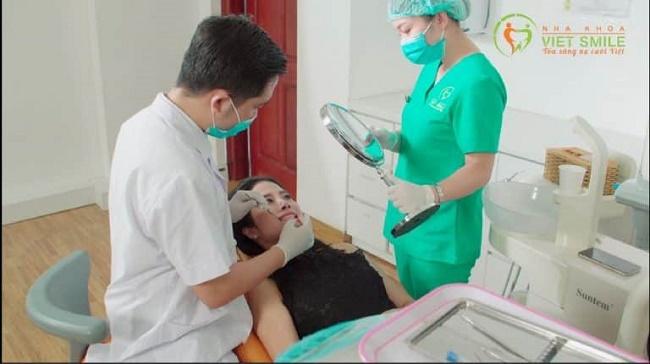 Nha khoa bọc răng sứ uy tín thành phố Hồ Chí Minh-Nha khoa Việt Smile