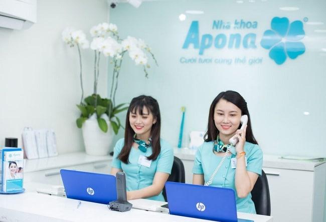 Nha khoa nhổ răng khôn uy tín ở TPHCM-Nha khoa Apona