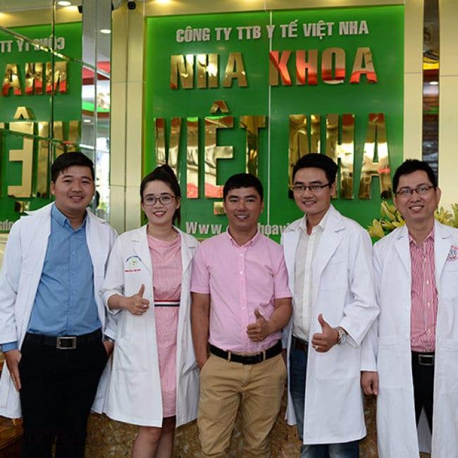 Nha khoa nhổ răng khôn uy tín ở TPHCM-Việt Nha