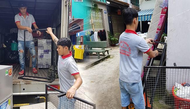 Chuyển nhà trọn gói giá rẻ huyện Hóc Môn-Thành Tài