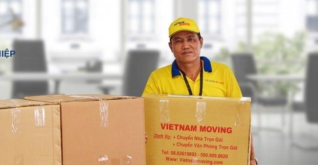 Chuyển nhà trọn gói giá rẻ huyện Hóc Môn-Vietnam Moving