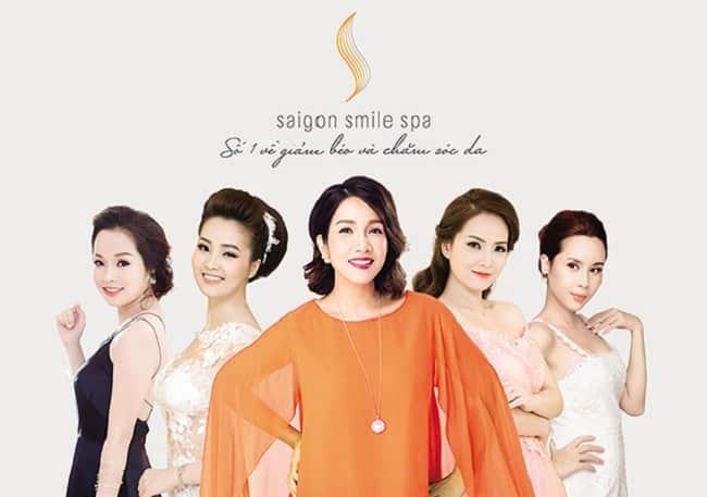 Spa giảm mỡ giảm béo uy tín quận Phú Nhuận-Saigon Smile Spa