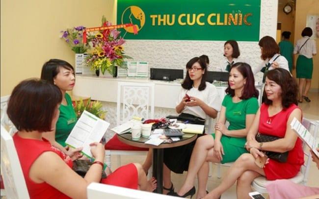 Spa giảm mỡ giảm béo uy tín quận Phú Nhuận-Thu Cúc Clinic