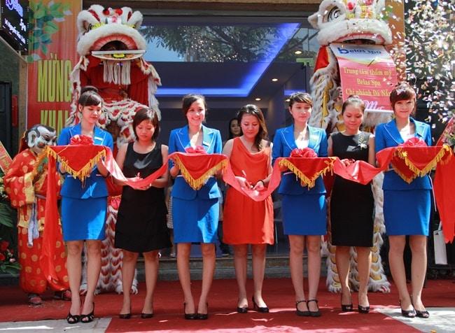 Spa Massage Body và dưỡng trắng toàn thân uy tín quận Phú Nhuận-Belas Spa