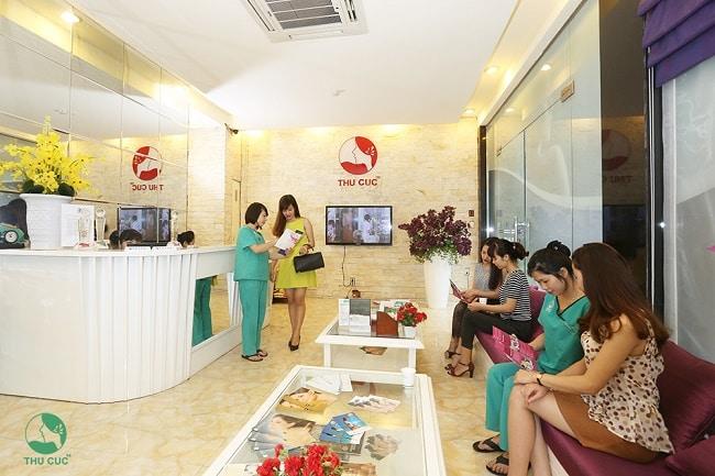 Spa tri mụn uy tin quận Phú Nhuận-Thu cúc Clinic