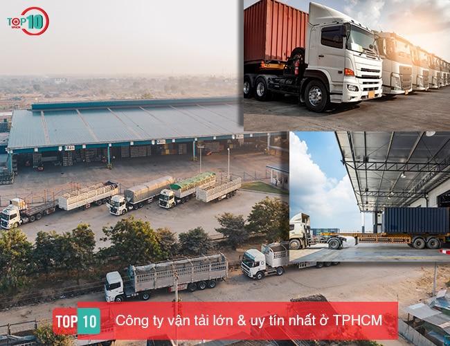Công ty vận tải lớn tại TPHCM