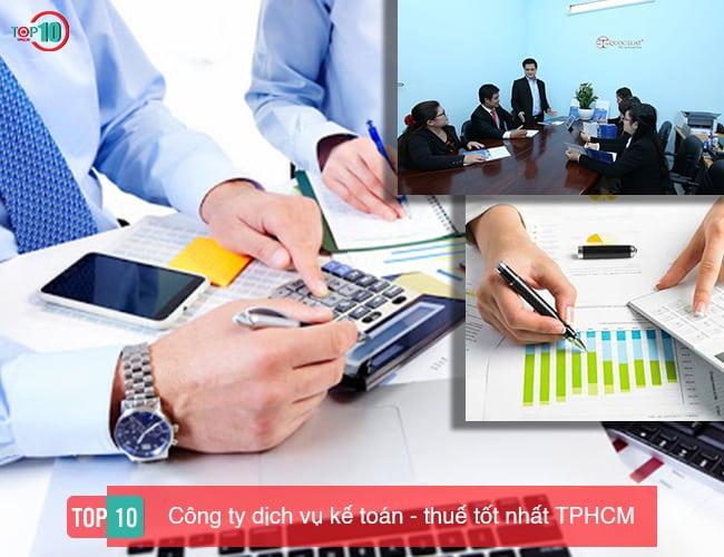 Công ty dịch vụ kế toán – thuế TPHCM