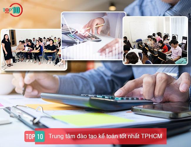 Trung tâm đào tạo kế toán tại thành phố Hồ Chí Minh