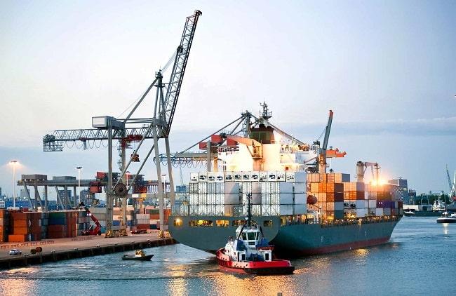 Quy trình giao nhận hàng hóa nhập khẩu bằng đường biển chuẩn