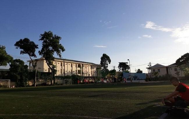 Sân bóng đá 367