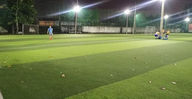 Sân bóng đá Lữ đoàn
