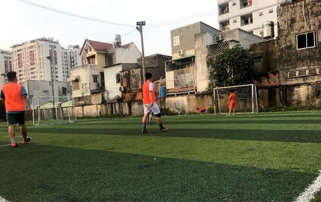 Sân bóng đá Phúc Yên