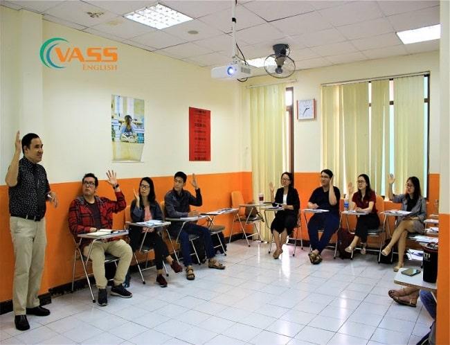 Trung tâm luyện thi TOEIC VASS
