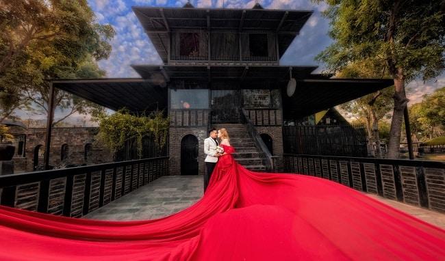 Chụp ảnh cưới đẹp Dĩ An - Khang Nguyễn