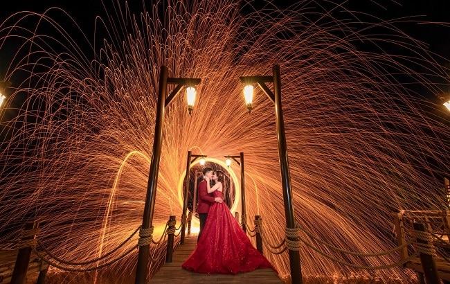 Chụp ảnh cưới đẹp Dĩ An - Nắng Wedding