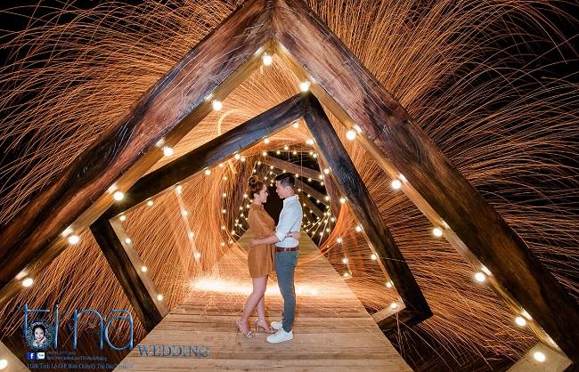 Chụp ảnh cưới đẹp dĩ an Tina Wedding