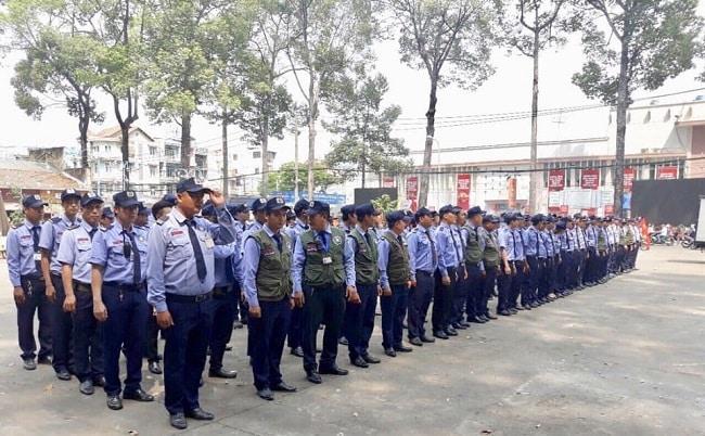 Công ty bảo vệ Long Hải SC