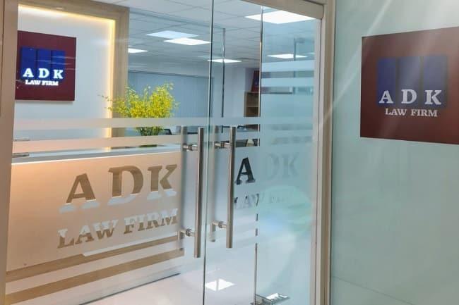 Công ty luật ADK