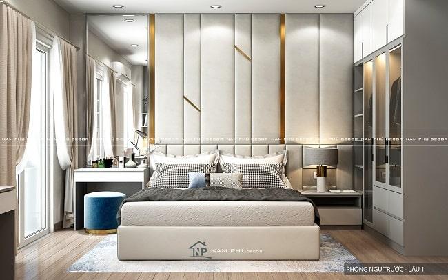 Công ty thi công thiết kế Nam Phú Decor