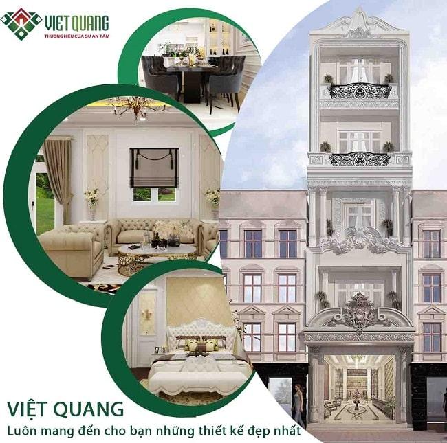 Công ty xây dựng nhà phố Việt Quang