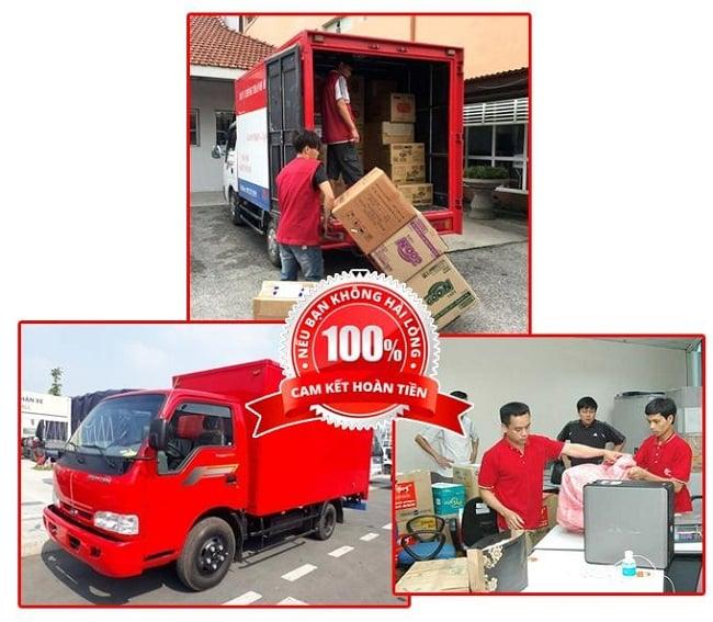 Dịch vụ bốc xếp hàng hóa SG - Moving