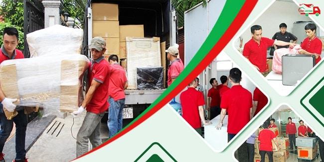 Dịch vụ bốc xếp hàng hóa Việt Moving