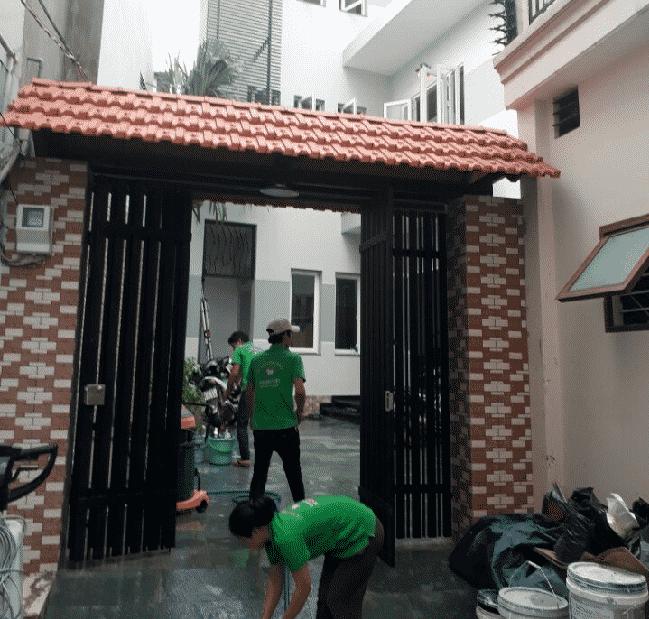 dịch vụ vệ sinh sau xây dựng ở tphcm