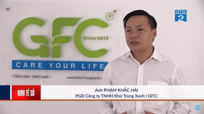 GFC - Tập Đoàn Diệt Côn Trùng hàng đầu Việt Nam