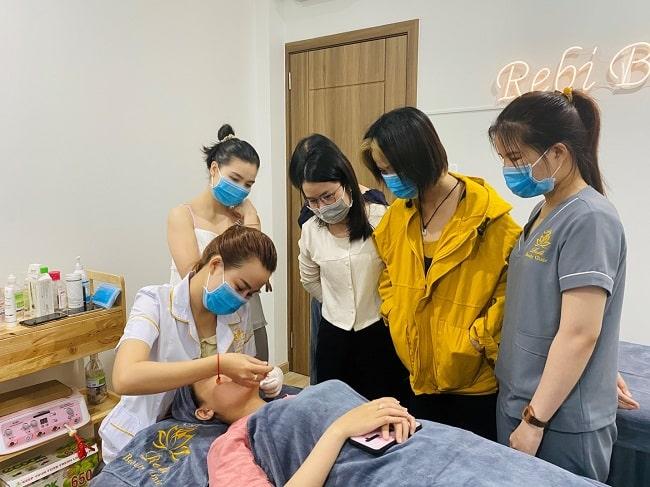 Rebi Beauty Academy