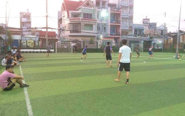 Sân bóng đá Hội An