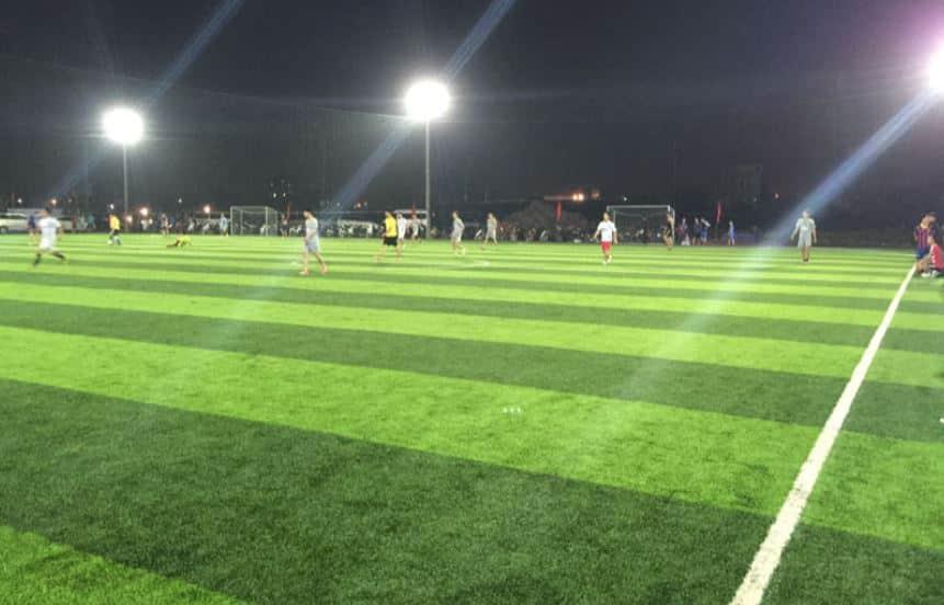 Sân bóng đá k334