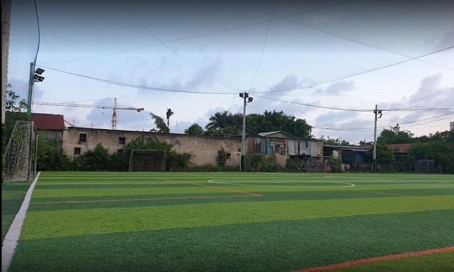 Sân bóng quận 2 - Sân Bình Khánh - 1