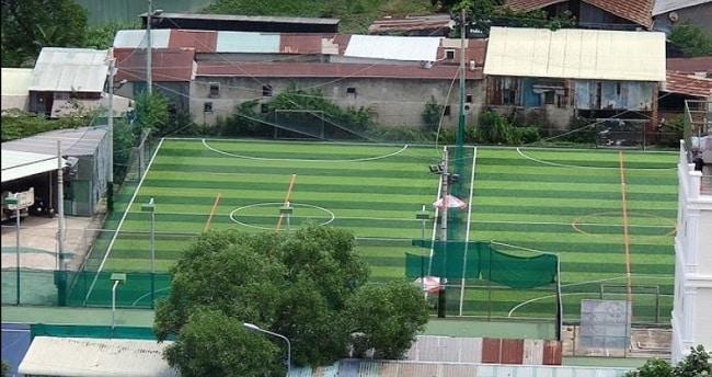 Sân bóng đá Quận 2 - Sân Bình Khánh