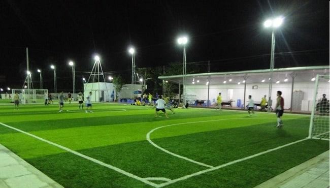 Sân bóng đá quận 2 - Sân City Sport