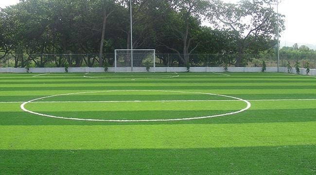 Sân bóng đá QUận 2 - Sân Thanh Tùng