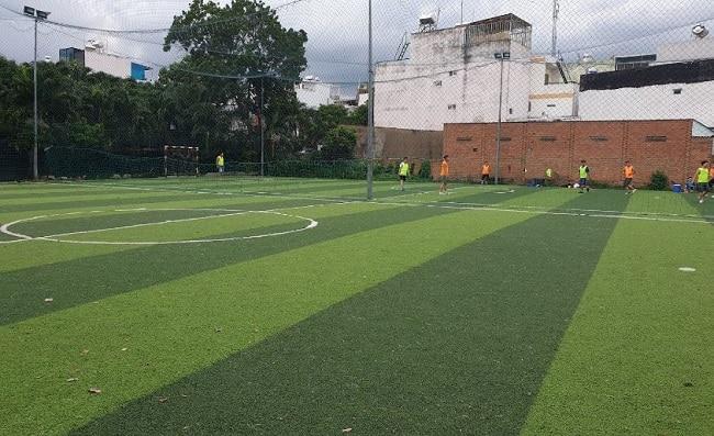 Sân bóng đá Quyết Tâm