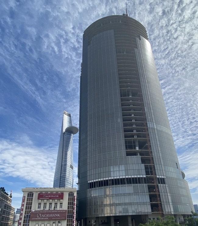 Tòa nhà Saigon One Tower