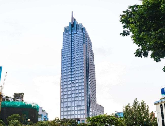 Tòa nhà Vietcombank Tower
