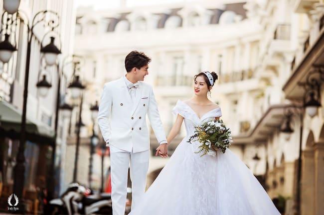 áo cưới trinh uyên 2 quận 3