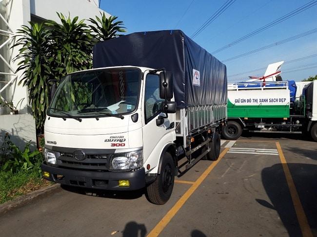 Kích thước xe tải 5