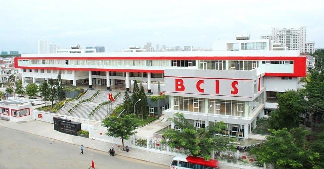 Các trường quốc tế ở TPHCM BCIS